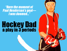 Hockey Dad: A Play In 3 Periods