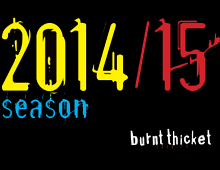 2014-2015 Season Announcement